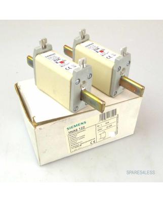 Siemens NH-Sicherungseinsatz 3NA6122 (2Stk.) OVP