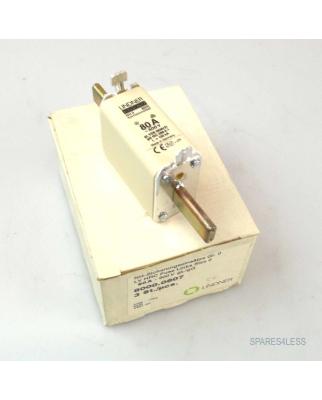 Lindner Sicherungseinsatz 8000.0807 80A/~500V (2Stk) OVP