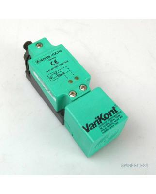 Pepperl+Fuchs Induktiver Sensor VariKont NJ20+U1+A2-V1...