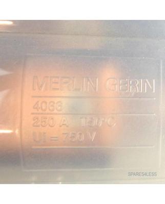 Schneider Merlin Gerin Klemmblock 4066 250A/750V NOV
