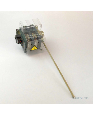 ABB Fuse Switch OESA 00-160D2 / 170M1561 GEB
