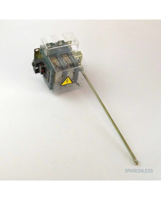 ABB Fuse Switch OESA 00-160D2 / 3NE8015-1 GEB