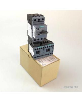 Siemens Starterkombination 3RA2210-0HA15-2AP0 OVP