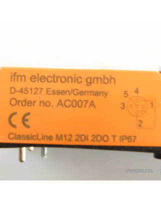 ifm AS-Interface AC007A OVP #K2