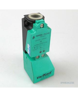Pepperl&Fuchs Induktiver Sensor NJ40+U1+E2 84528 GEB