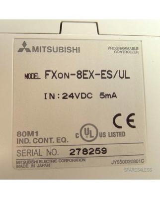 Mitsubishi Electric MELSEC Erweiterungsmodul...