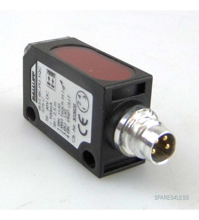 Balluff Reflexionslichtschranke BOS 6K-PU-1QC-S75-C GEB