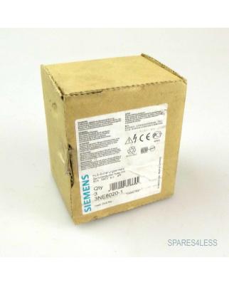 Siemens HLS-Sicherungseinsatz 3NE8020-1 (3Stk.) OVP