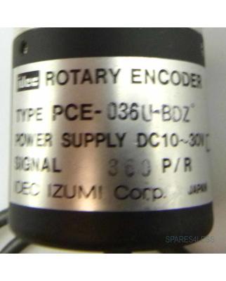 IDEC Drehgeber PCE-036U-BDZ GEB