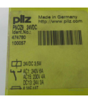 Pilz Sicherheitsschaltgerät PNOZ9 24VDC 474780 GEB #K2