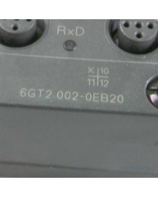 Siemens MOBY Anschalt.-Modul ASM 452 6GT2002-0EB20 GEB