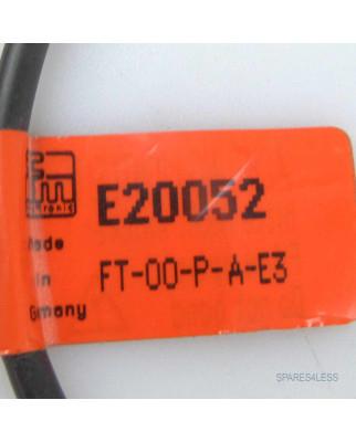ifm Reflexlichttaster FT-00-P-A-E3 E20052 NOV