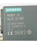 Siemens Simatic MOBY D SLG D12S 6GT2602-0AB00 GEB