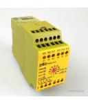 Pilz Not-Aus-Schaltgerät PNOZ XV3 300/24VDC 3n/o 2n/o t GEB