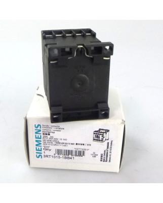 Siemens Schütz 3RT1015-1BB41 OVP