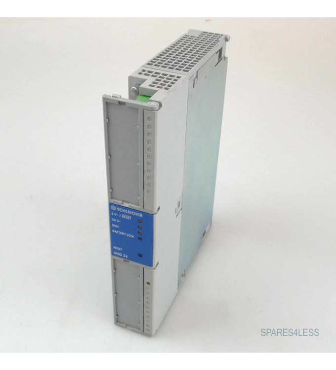 SCHLEICHER Power Supply Module UNG 24 31210048 GEB