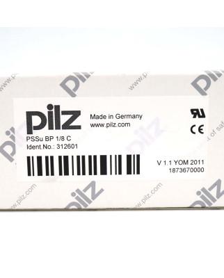 Pilz Basismodul PSSu BP 1/8 C 312601 OVP