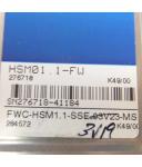 Indramat Speicher Modul HSM01.1-FW FWC-HSM1.1-SSE03V19-MS GEB