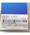 Indramat Speicher Modul HSM01.1-FW FWC-HSM1.1-SSE-03V23-MS GEB