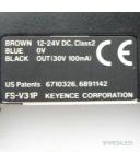 Keyence Lichtleiter Messverstärker FS-V31P GEB