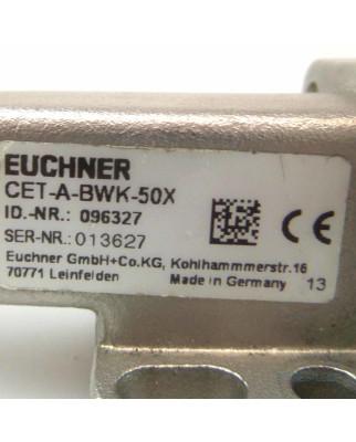 Euchner Betätiger CET-A-BWK-50X 096327 GEB