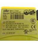 Pilz Not-Aus Schaltgerät PNOZ X3P C 24VDC 24VAC 3n/o 1n/c 787310 GEB