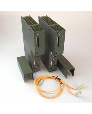 1 Paar Siemens Simatic S7-400H 6ES7 417-4HL04-0AB0 V4.0.6...