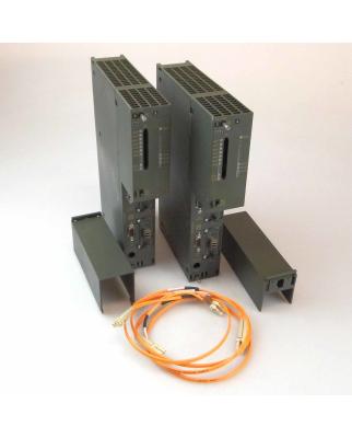 1 Paar Siemens Simatic S7-400H 6ES7 417-4HL04-0AB0...