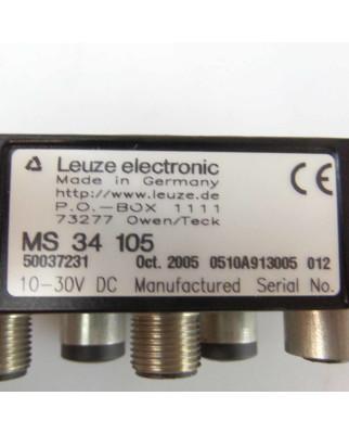 Leuze Anschlussteil MS 34 105 50037231 NOV