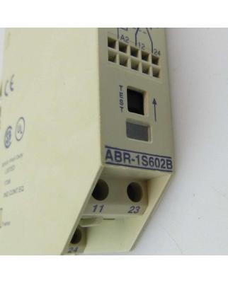 Telemecanique Ausgangs-Interface ABR-1S602B 24VDC NOV