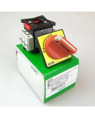 Schneider Electric Not-Aus-Hauptschalter VCD1 072488 OVP