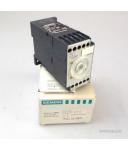Siemens Zeitrelais 1,5s...30s 7PU4440-2AB30 OVP
