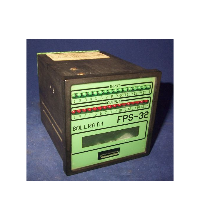 BOLLRATH Textmelder FPS-32 91114 GEB
