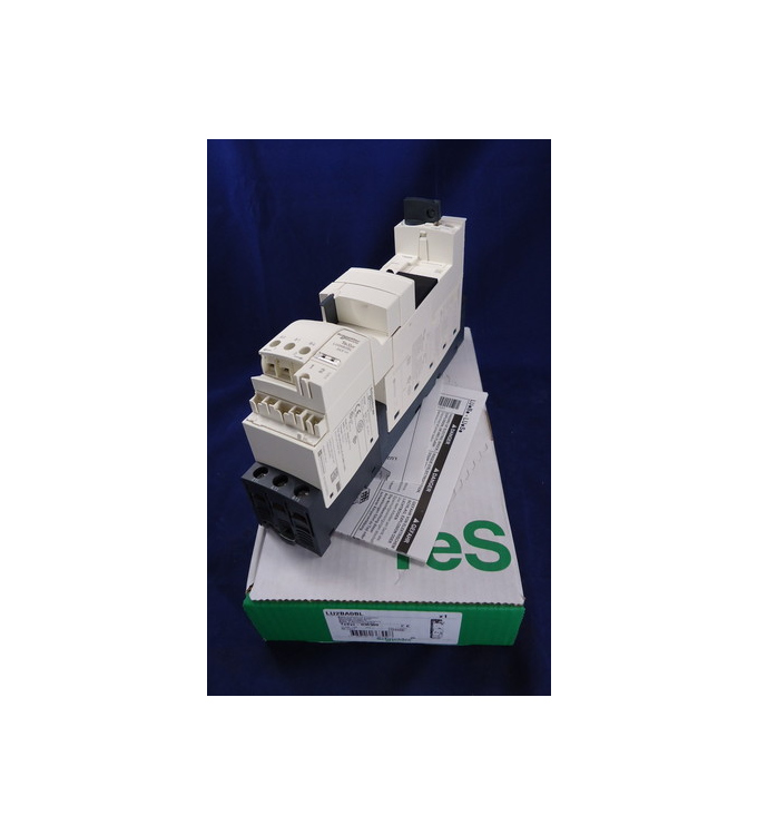 Telemecanique Wendegrundgerät LU2BA0BL 036309 OVP