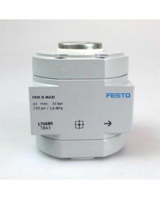 Festo Abzweigmodul FRM-D-MAXI 170686 OVP