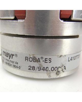 mayr ROBA-ES Kupplung 28/940.000A GEB