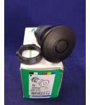Telemecanique Pilztaster schwarz ZB5 AT2 090697 OVP