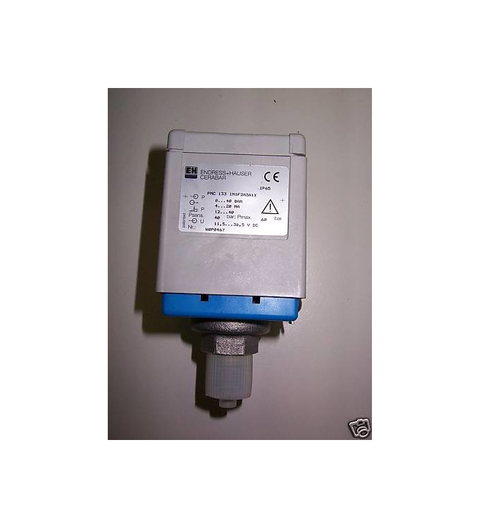 Endress+Hauser Cerabar PMC133-1M1F2A3A1X NOV