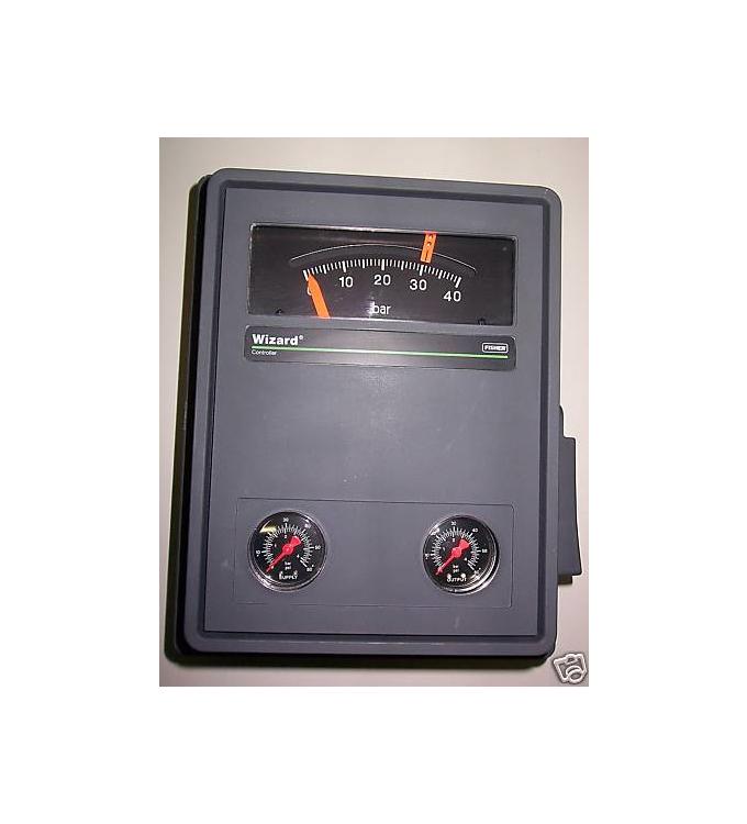 Fischer Wizard pneumatischer Druckregler 4195B GEB