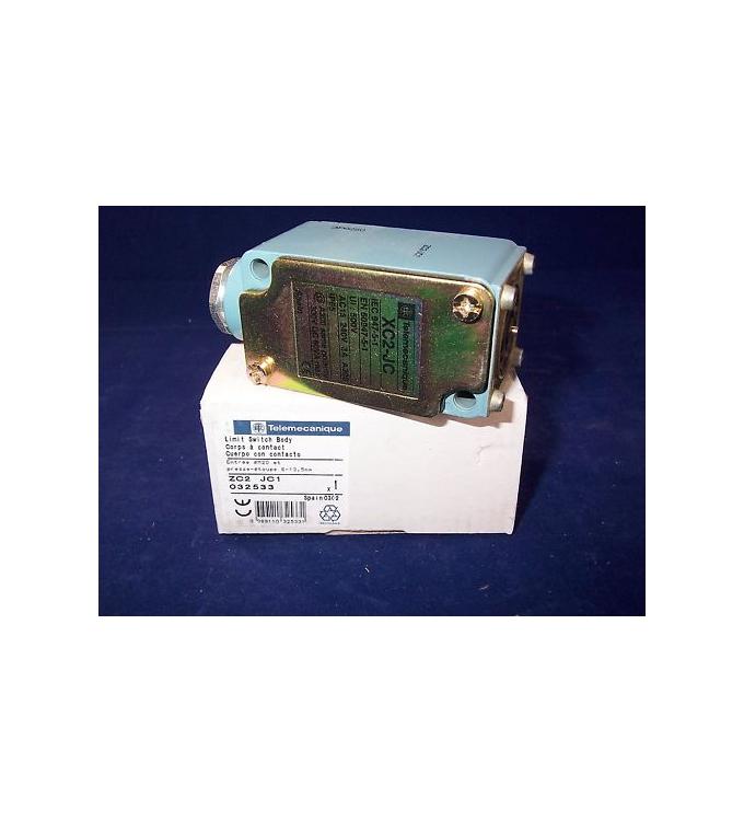 Telemecanique Positionsschalter Unterteil ZC2-JC1 032533 OVP
