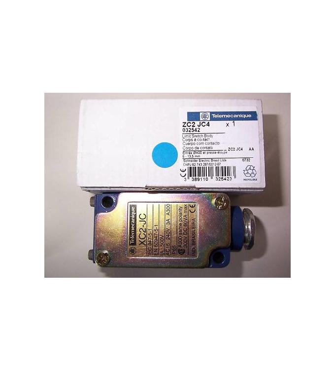Telemecanique Positionsschalter Unterteil ZC2JC4 032542 OVP