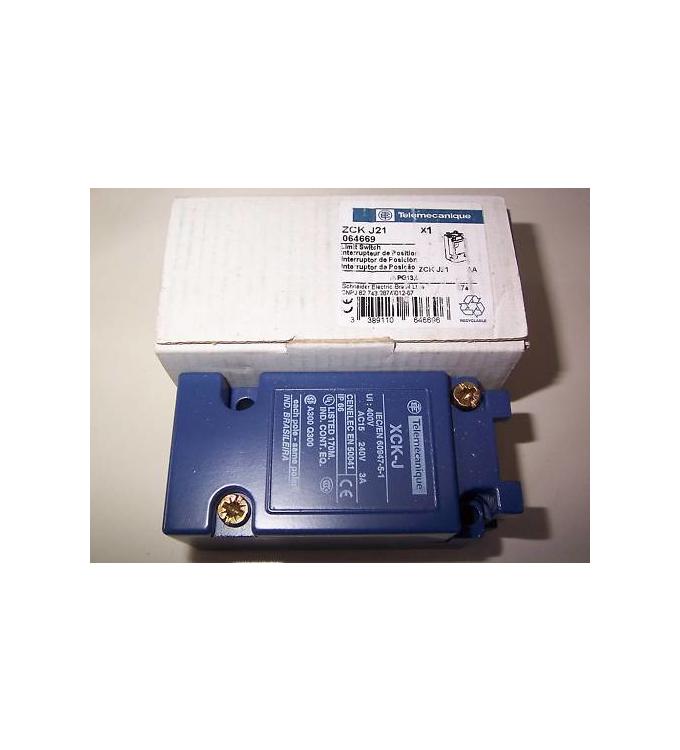 Telemecanique Positionsschalter Unterteil ZCKJ21 064669 OVP