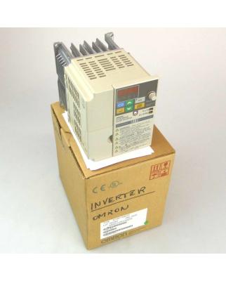 Omron SYSDRIVE 3G3MV INVERTER 3G3MV-A4022 4,2kVA OVP
