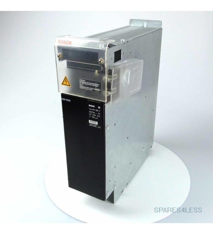 Bosch Kondenstor-Modul Typ KM 1100-T C048798-115 GEB