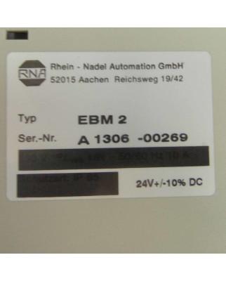 Rhein Nadel Automation GmbH Controller EBM 2 NOV