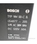 Bosch Versorgungsmodul Typ VM 50-C B 054877-205 GEB