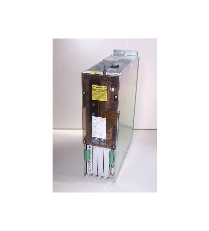 INDRAMAT AC Servo Controller DDS 2.1-W050-DA02-00 GEB