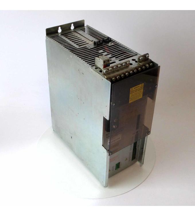 INDRAMAT AC Servo Power Supply TVD 1.2-15-03 R911246504 REM