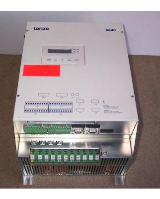 Lenze Frequenzumrichter 8600 Typ 33.8606 E 338606E 11kw GEB