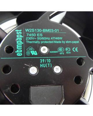 ebm-papst Lüfter W2S130-BM03-01 230V GEB